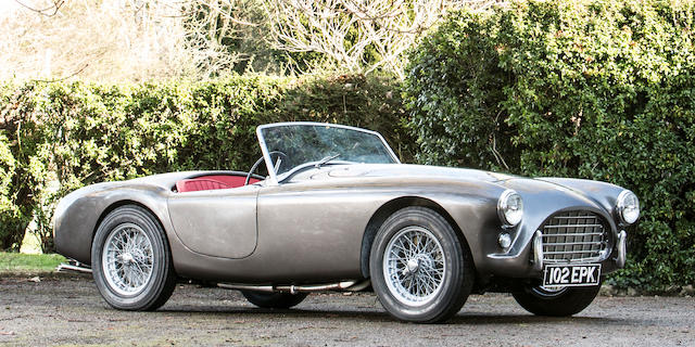 1958 AC Ace paces Bonhams' Goodwood Members' Meeting auction