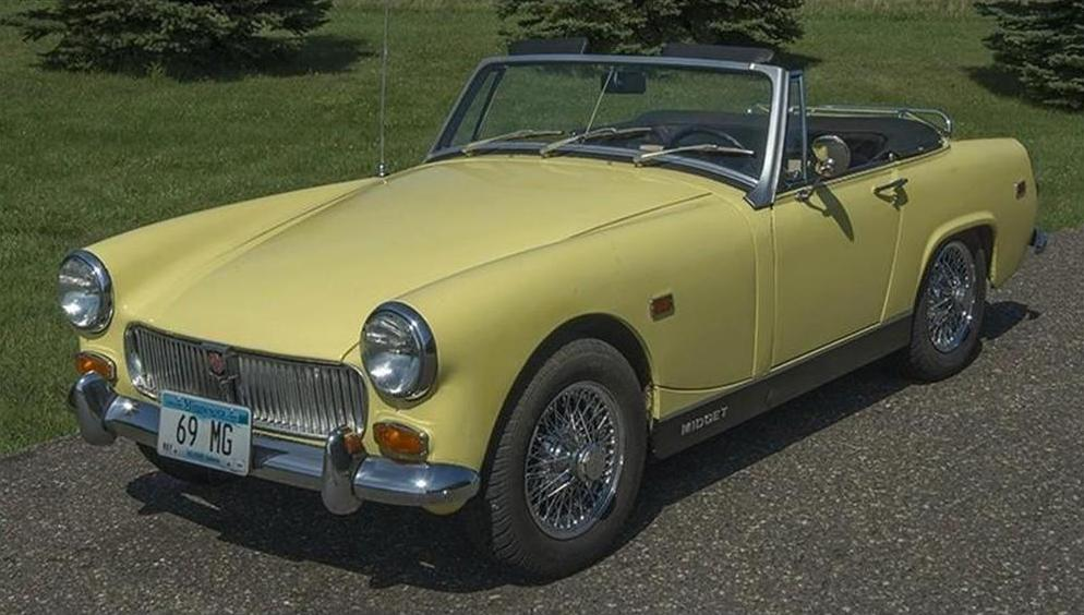 Classic convertibles at every price range | ClassicCars.com Journal