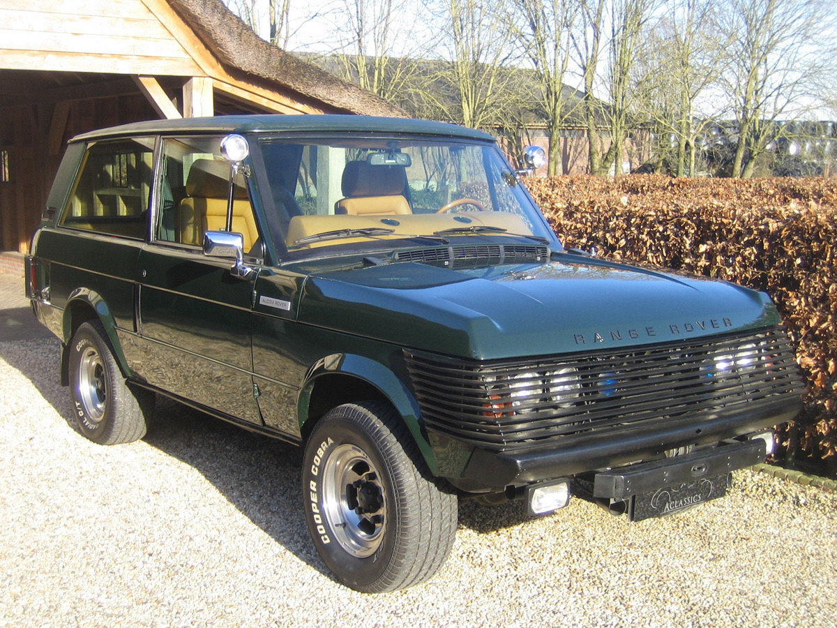 range rovers, Royal Range Rovers set records at Coys, ClassicCars.com Journal