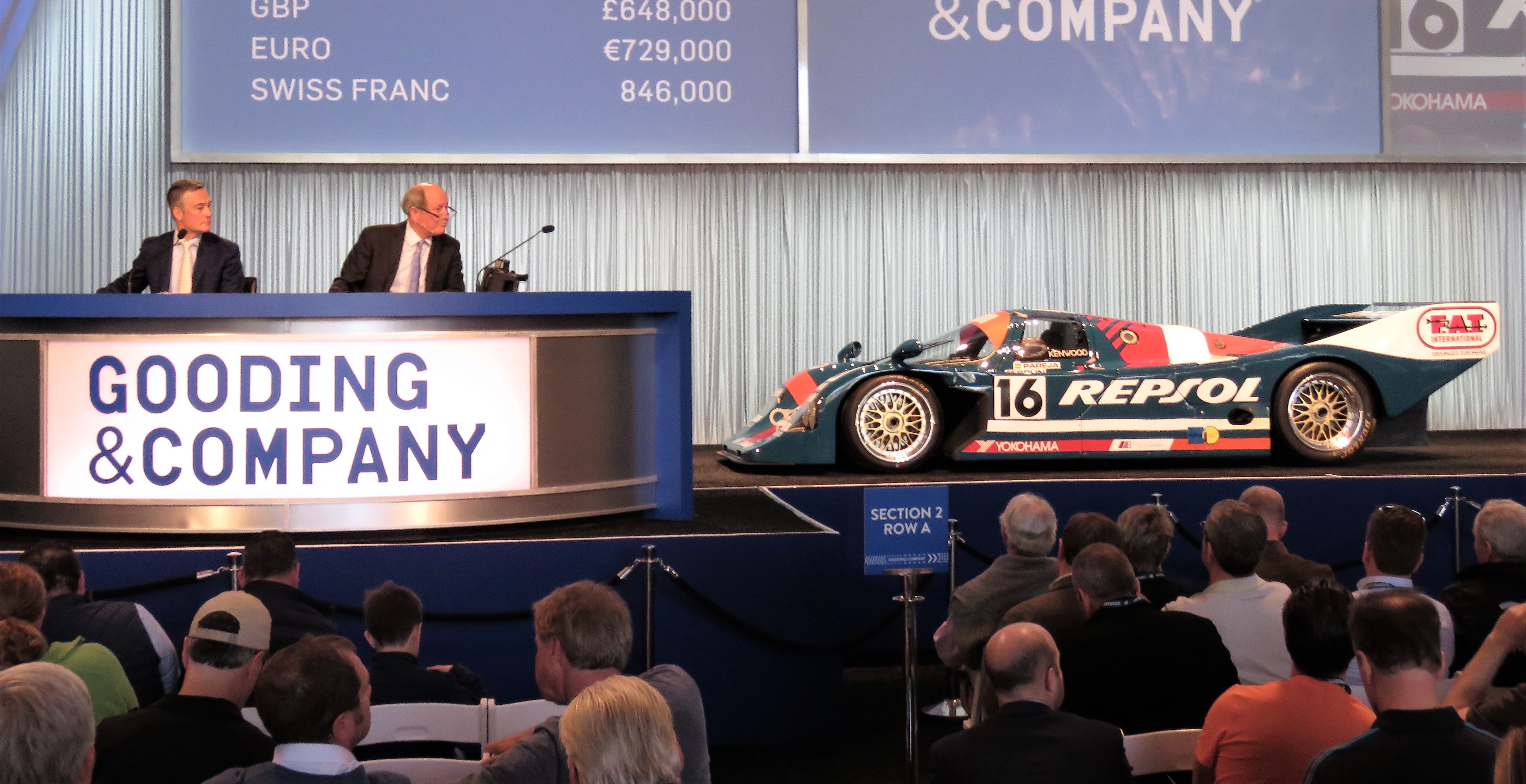 , Sellers, bidders disagree on values at top of market, ClassicCars.com Journal