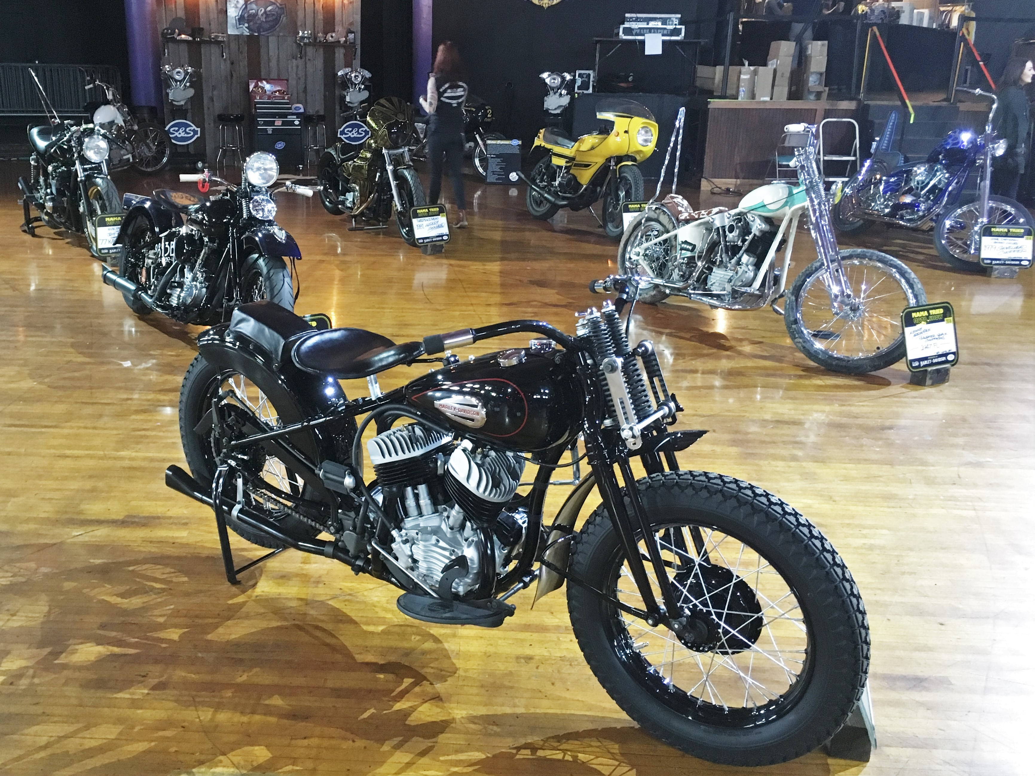 Harley looks for next generation of bikers in its own ...