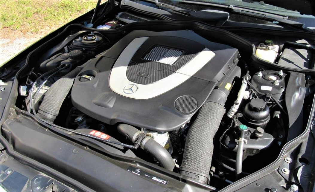 Supercar 2008 Mercedes-Benz SL55 AMG | ClassicCars.com Journal