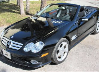 Supercar 2008 Mercedes-Benz SL55 AMG