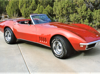 1968 Corvette's 50th anniversary to be honored at Carlisle