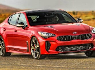 Dream on: A week in Kia's Stinger