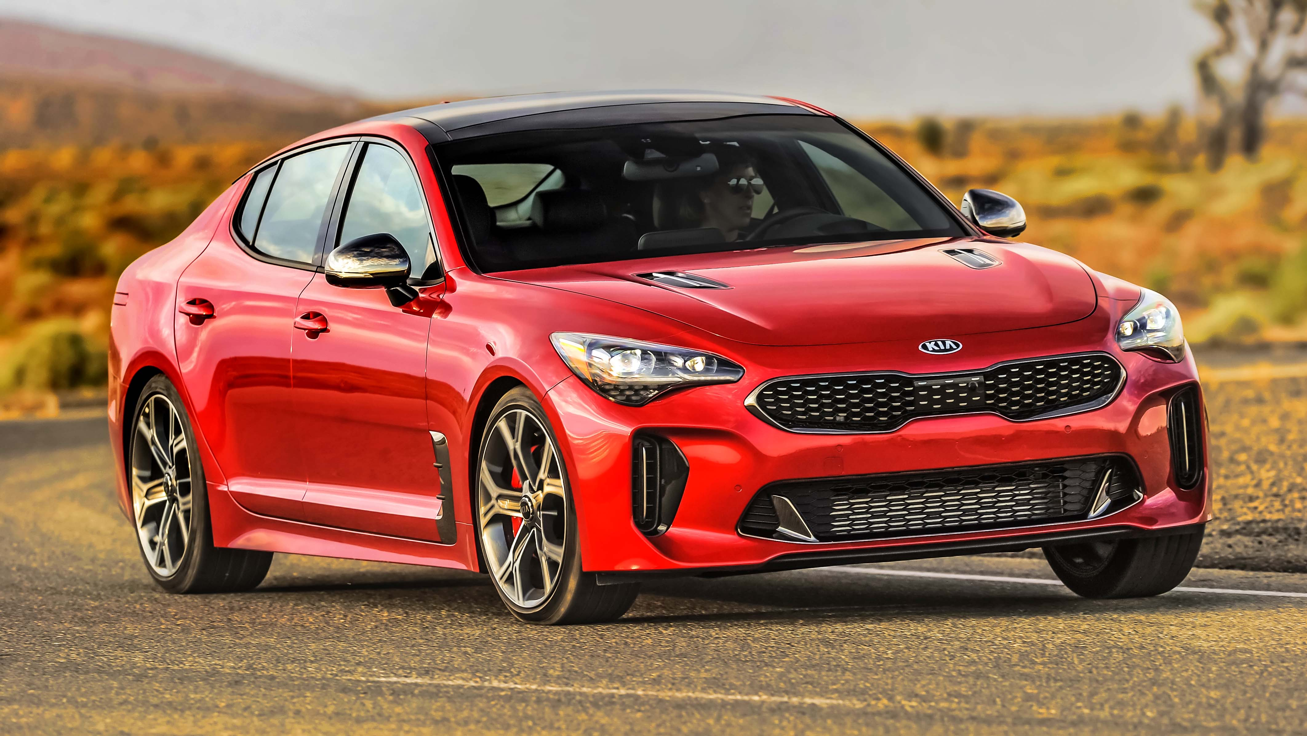 Test driving a 2018 Kia Stinger | ClassicCars.com Journal