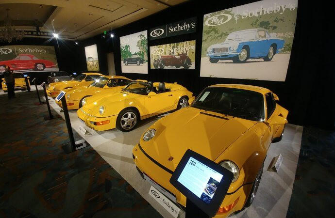 Andy picks his favorites at RM Sotheby's Amelia Island auction