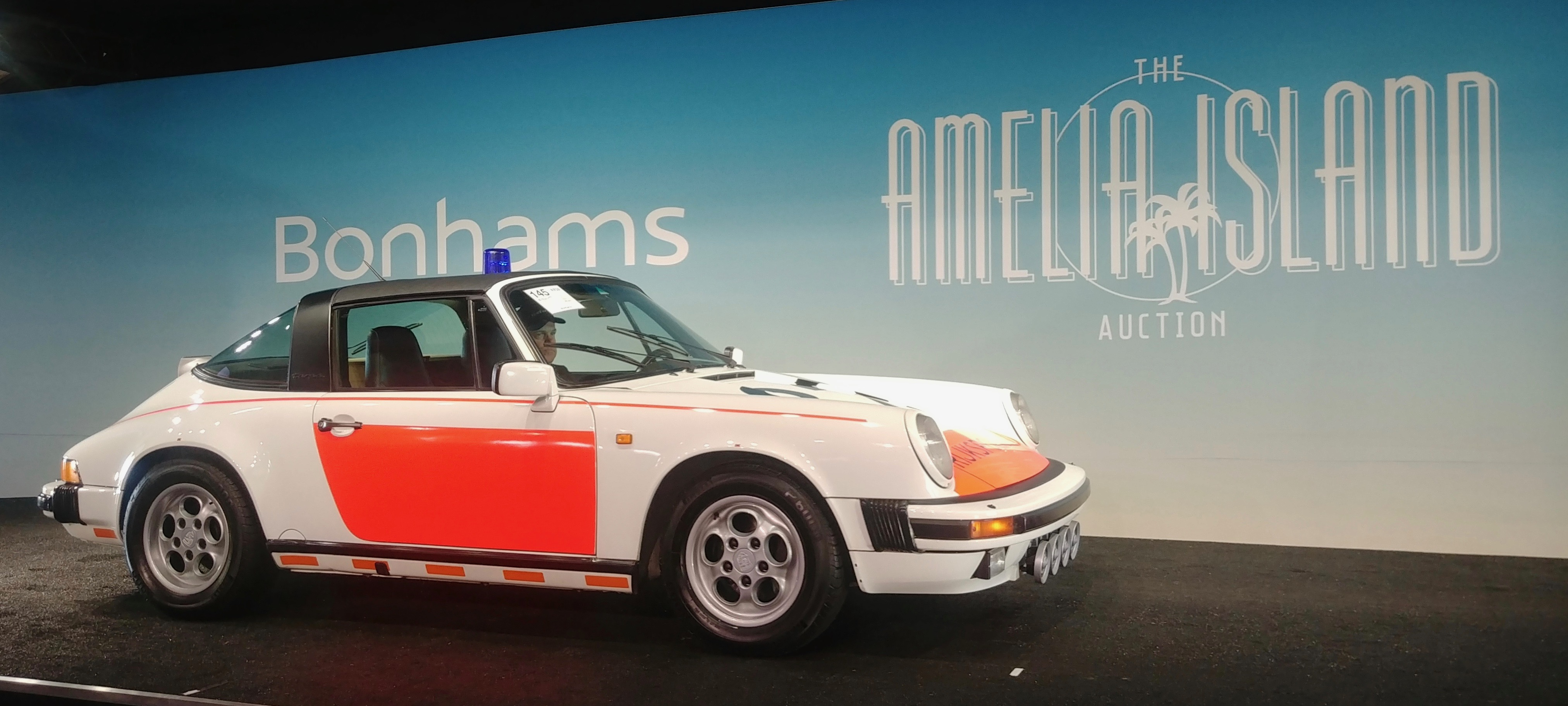 Bonhams opens Amelia auctions with strong showing   ClassicCars.com