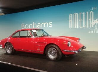 Bonhams opens Amelia auctions with strong showing
