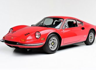 Ferrari Dino leads Florida collection at Barrett-Jackson