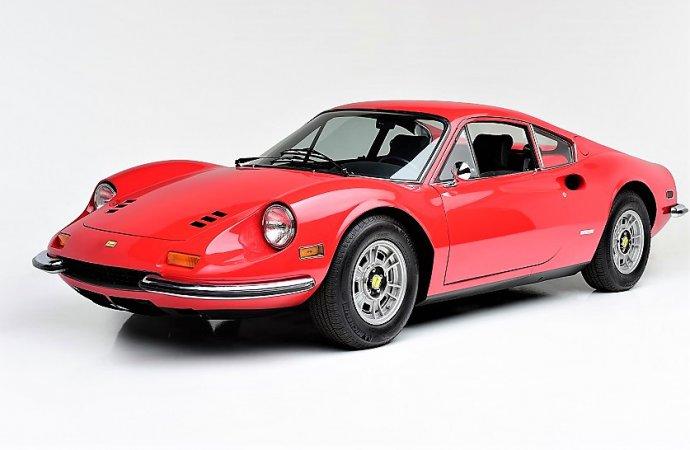 Ferrari Dino leads Florida collection at Barrett-Jackson