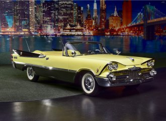 Barrett-Jackson Countdown: 1959 Dodge Custom Royal