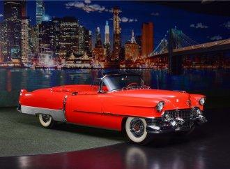 Barrett-Jackson Countdown: 1954 Cadillac Eldorado