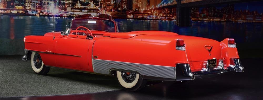 Eldorado, Barrett-Jackson Countdown: 1954 Cadillac Eldorado, ClassicCars.com Journal