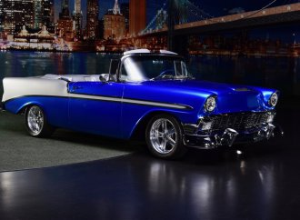 Barrett-Jackson Countdown: 1956 Chevrolet Bel Air custom
