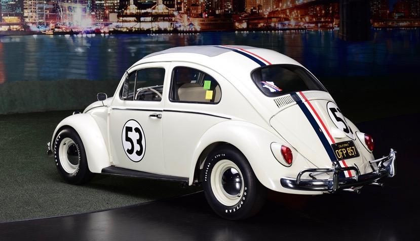 Barrett-Jackson Countdown: 1963 VW Beetle 'Herbie