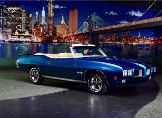 Barrett-Jackson Countdown: 1970 Pontiac GTO convertible