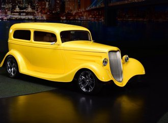 Barrett-Jackson Countdown: 1933 Ford custom coupe