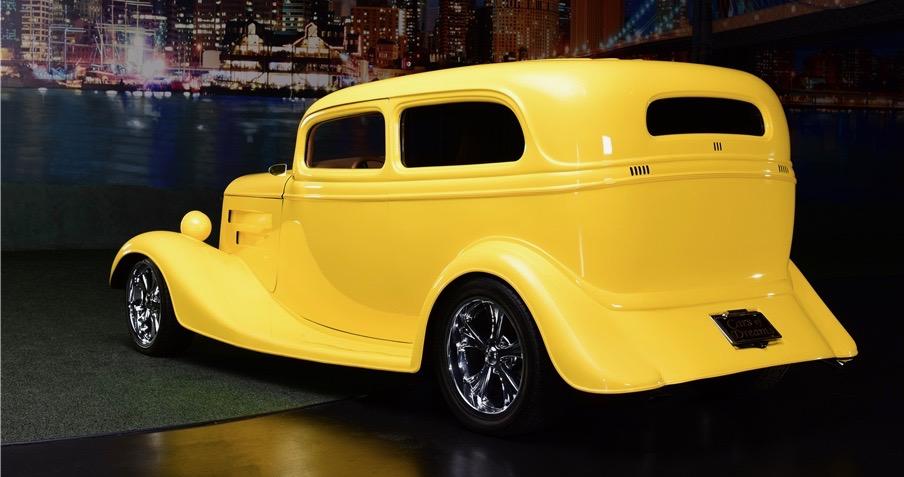 custom coupe, Barrett-Jackson Countdown: 1933 Ford custom coupe, ClassicCars.com Journal