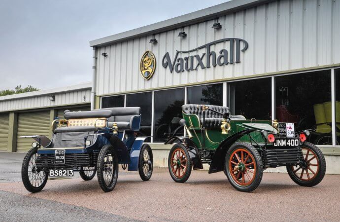Vauxhall sets open house at Heritage Centre