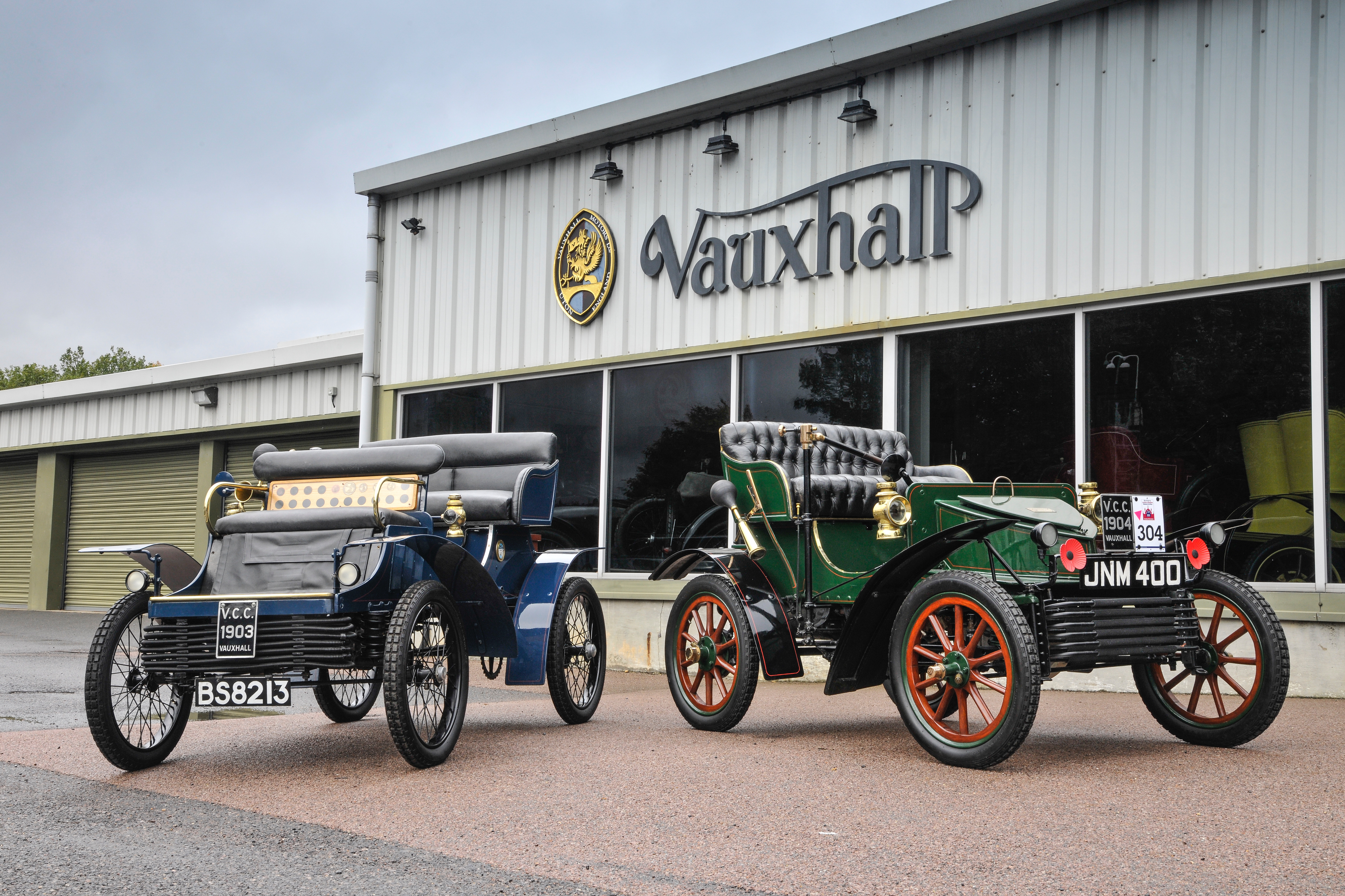 Vauxhall sets open house at Heritage Centre | ClassicCars.com Journal