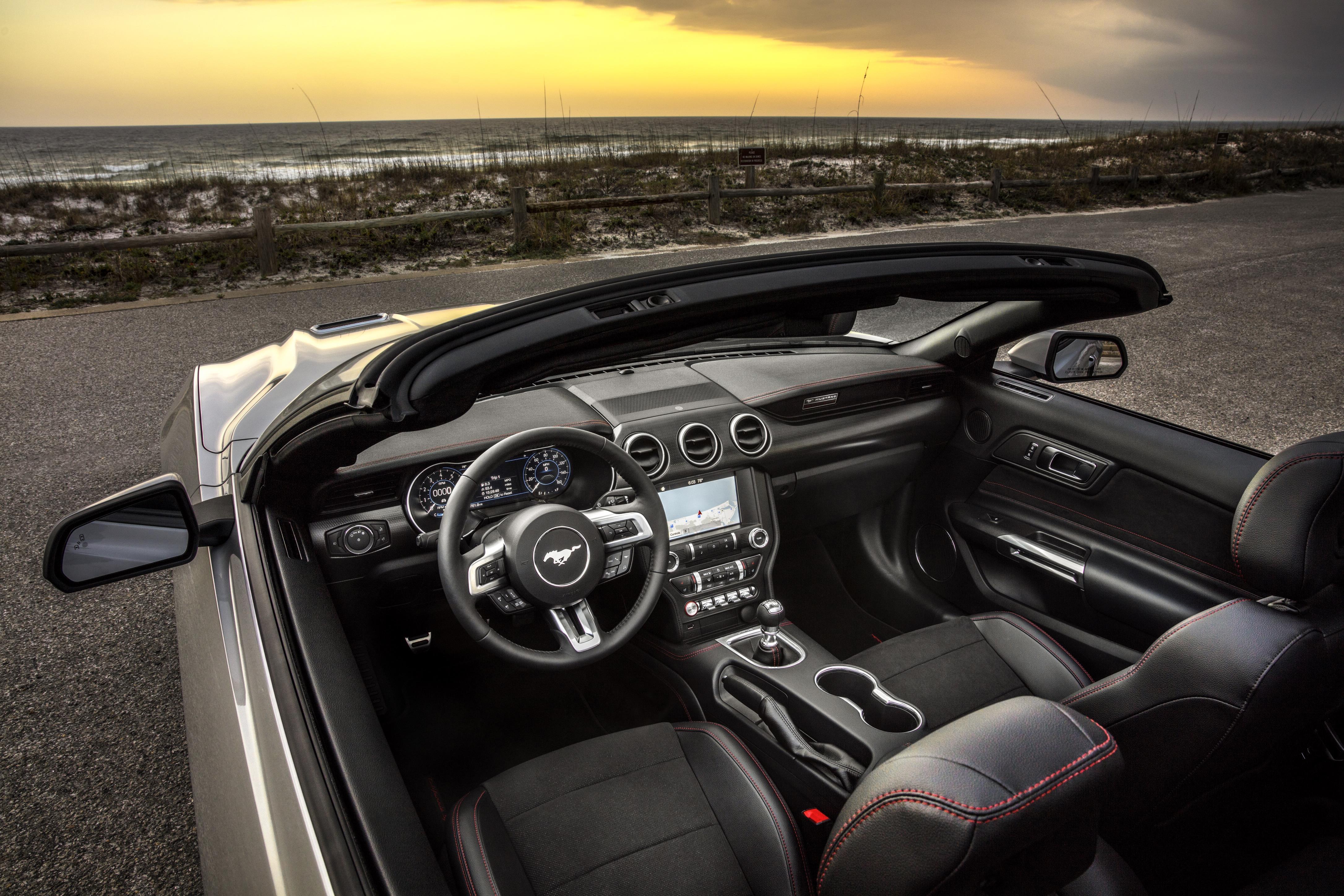 2019 California Special interior
