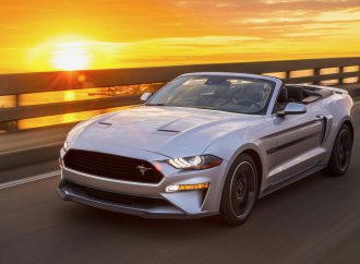 California Special Mustang returns for 2019