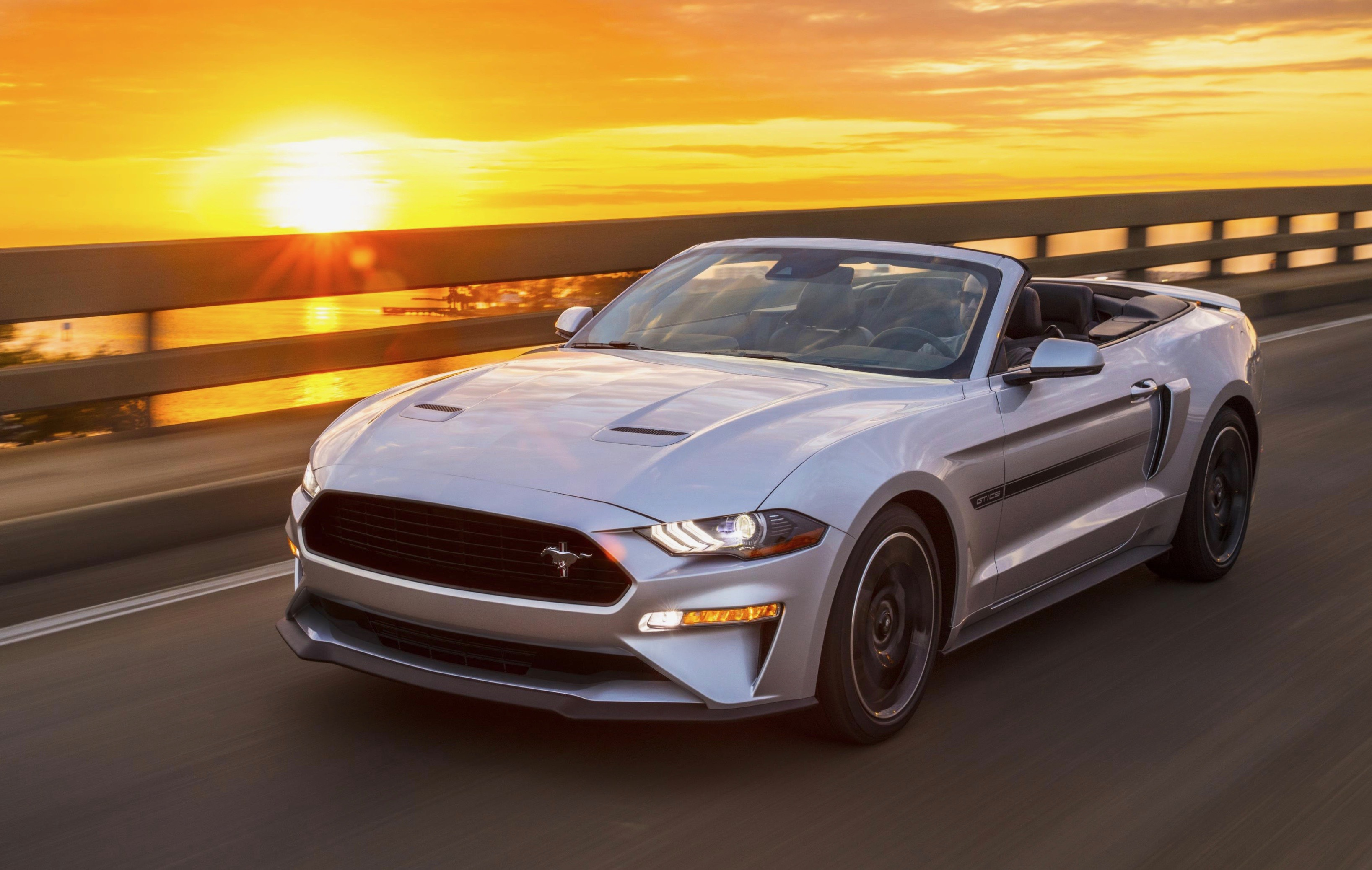 The Ford Mustang GT California Special is back this summer!
