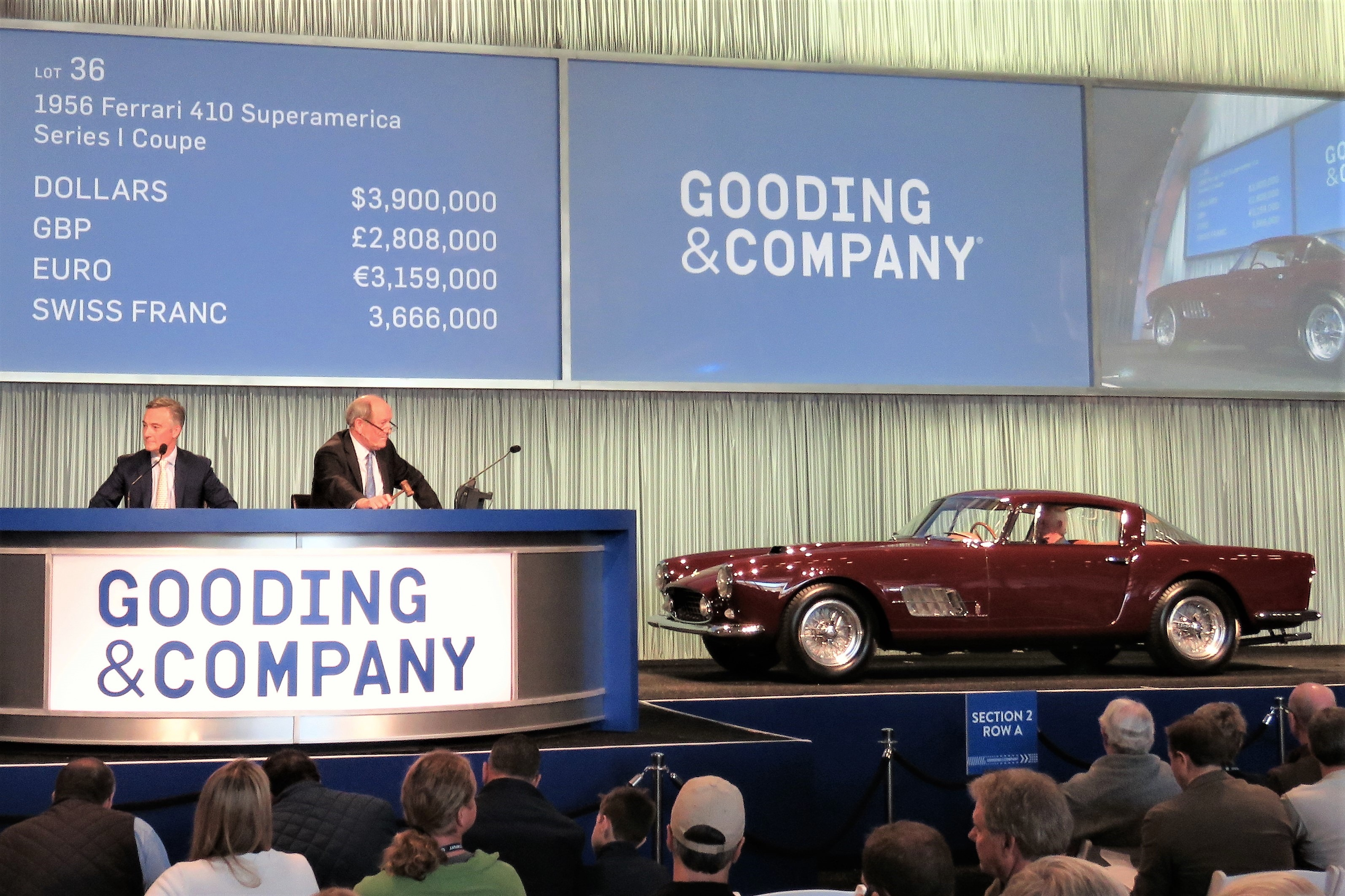Sellers, bidders disagree on values at top of market - ClassicCars ...