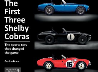 Well-told tale of the first three Shelby Cobras