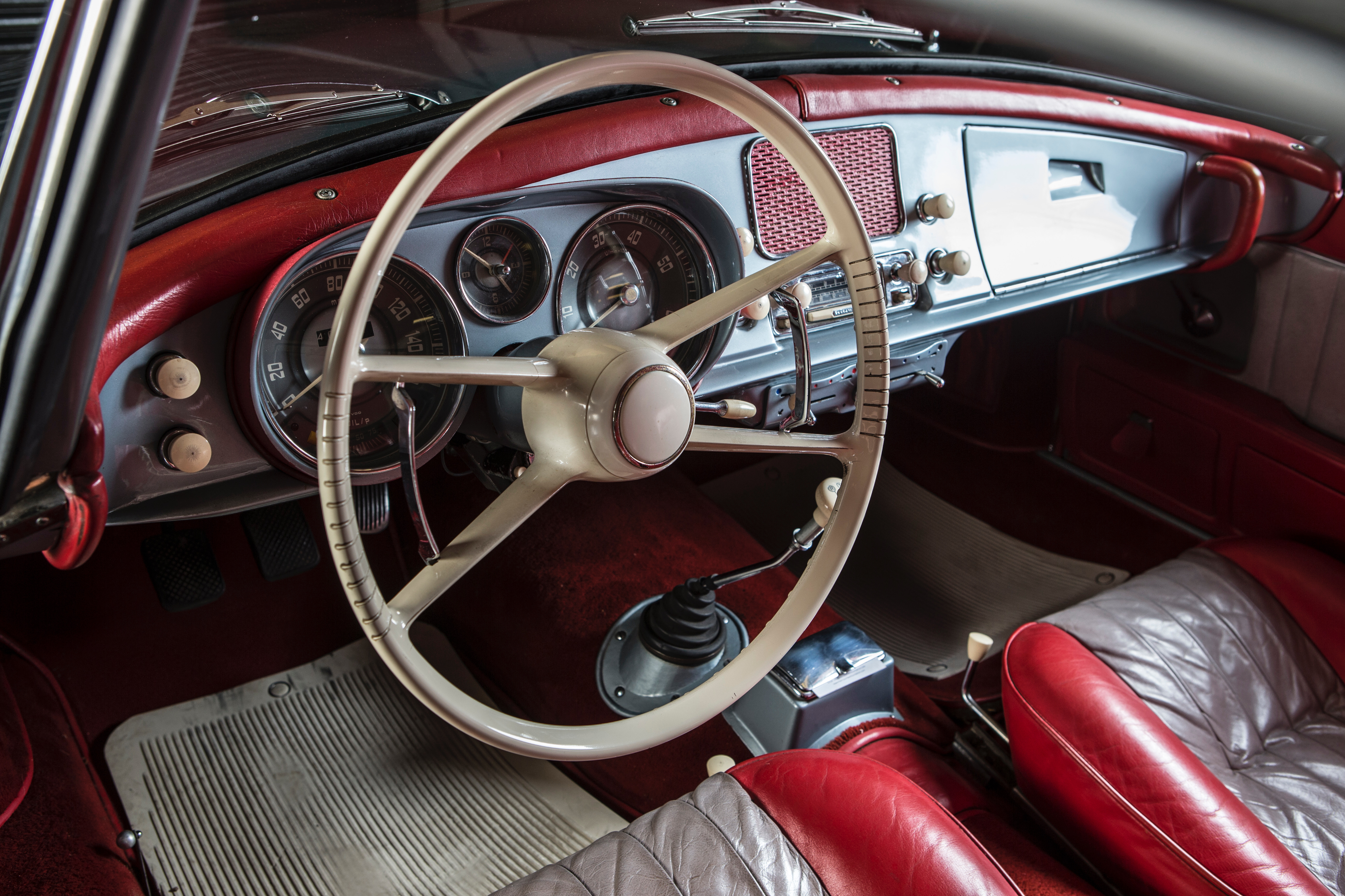 BMW 507, Surtees' BMW 507 going to auction, ClassicCars.com Journal