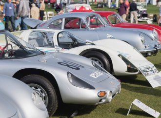 A photographic tour of the Amelia Island concours