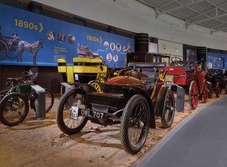 British museum celebrates 1900 Thousand Mile Trial