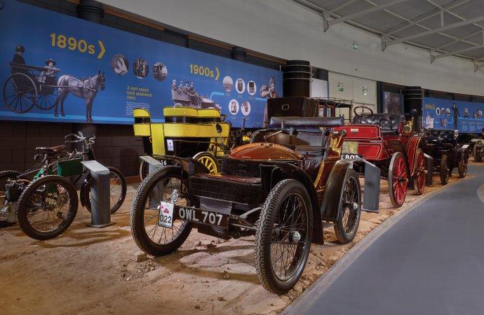 British museum celebrates 1900 Thousand Mile Trial