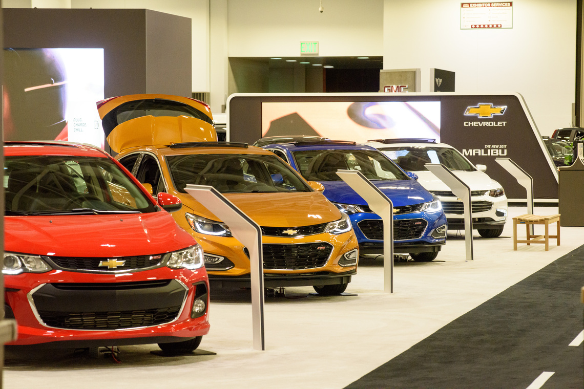 2017 Twin City Auto Show