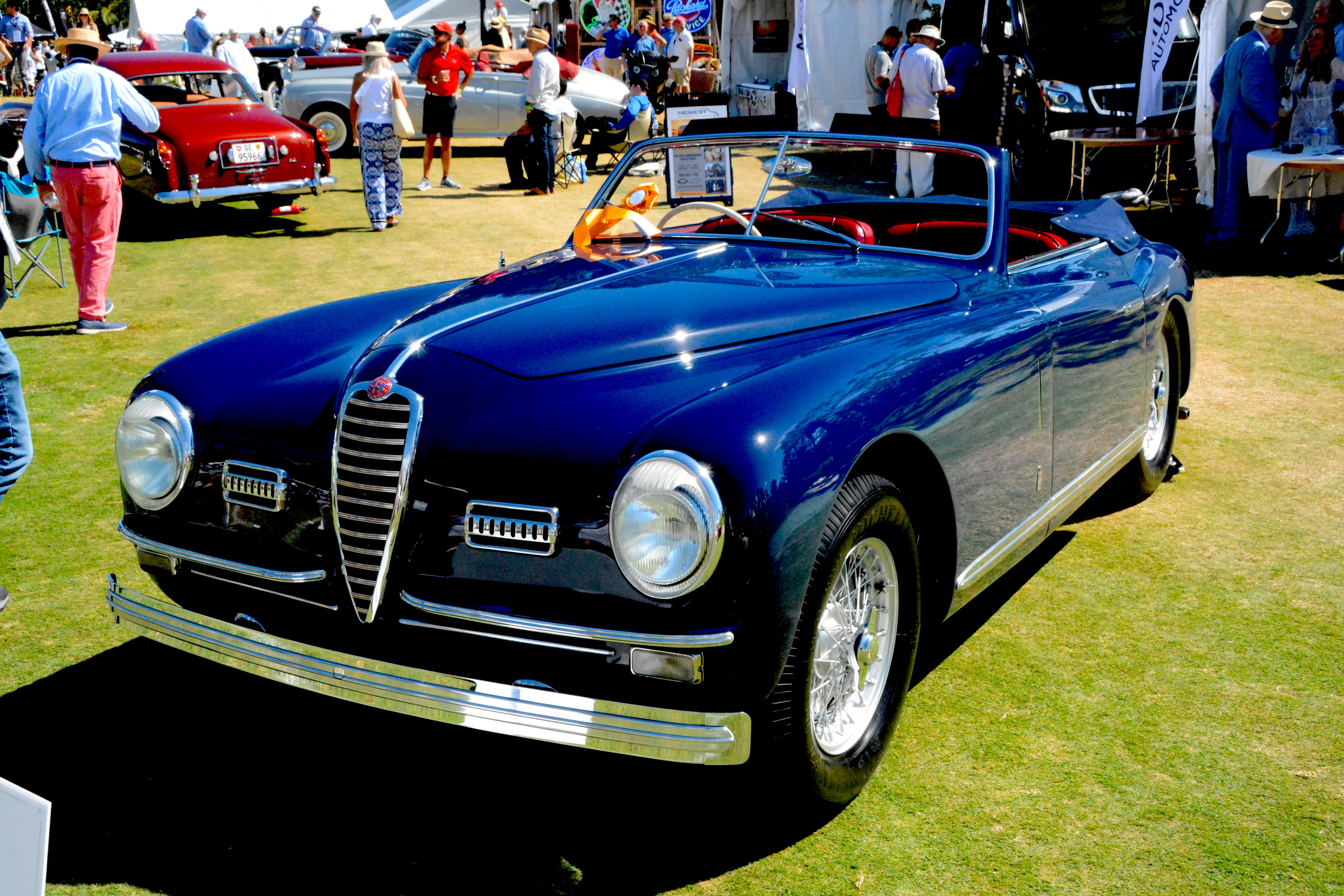 Going topless at Boca Raton concours   ClassicCars.com Journal