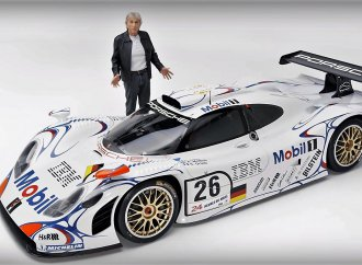Porsche lists its top 5 most iconic race cars