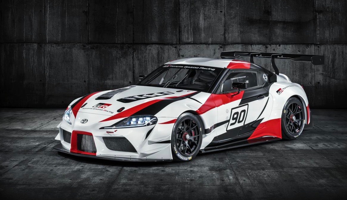 New Toyota Supra revealed...sort of | ClassicCars.com Journal