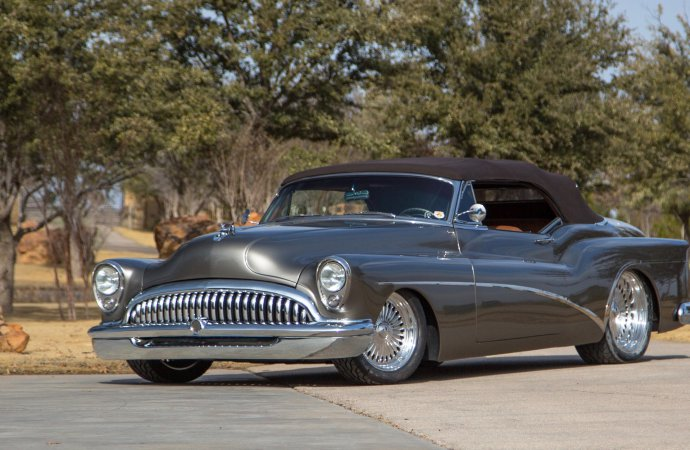Mecum to offer 1,000 vehicles at Houston