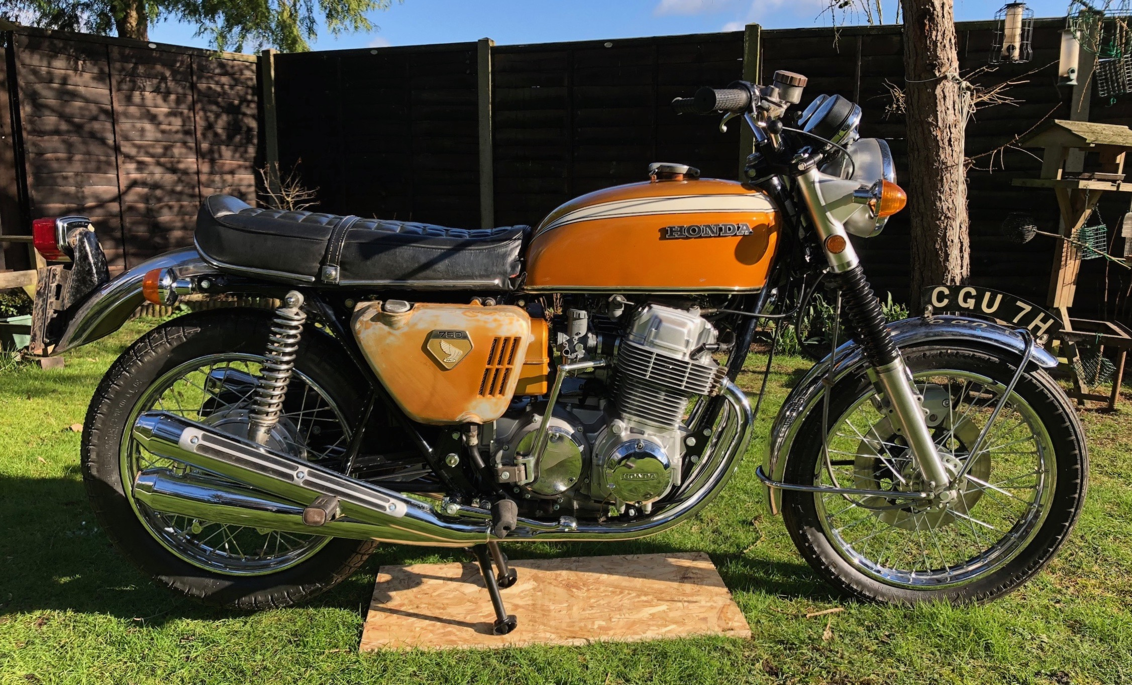 John Lennon's motorcycle sets auction record at H&H Classics | ClassicCars.com