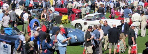 Tales of the classics: Amelia concours owners, experts talk cars
