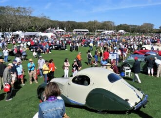 Deja vu: Amelia Island Concours date moved up as storms threaten