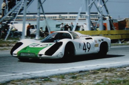 Porsche celebrates anniversary of first 'Florida 36' sweep