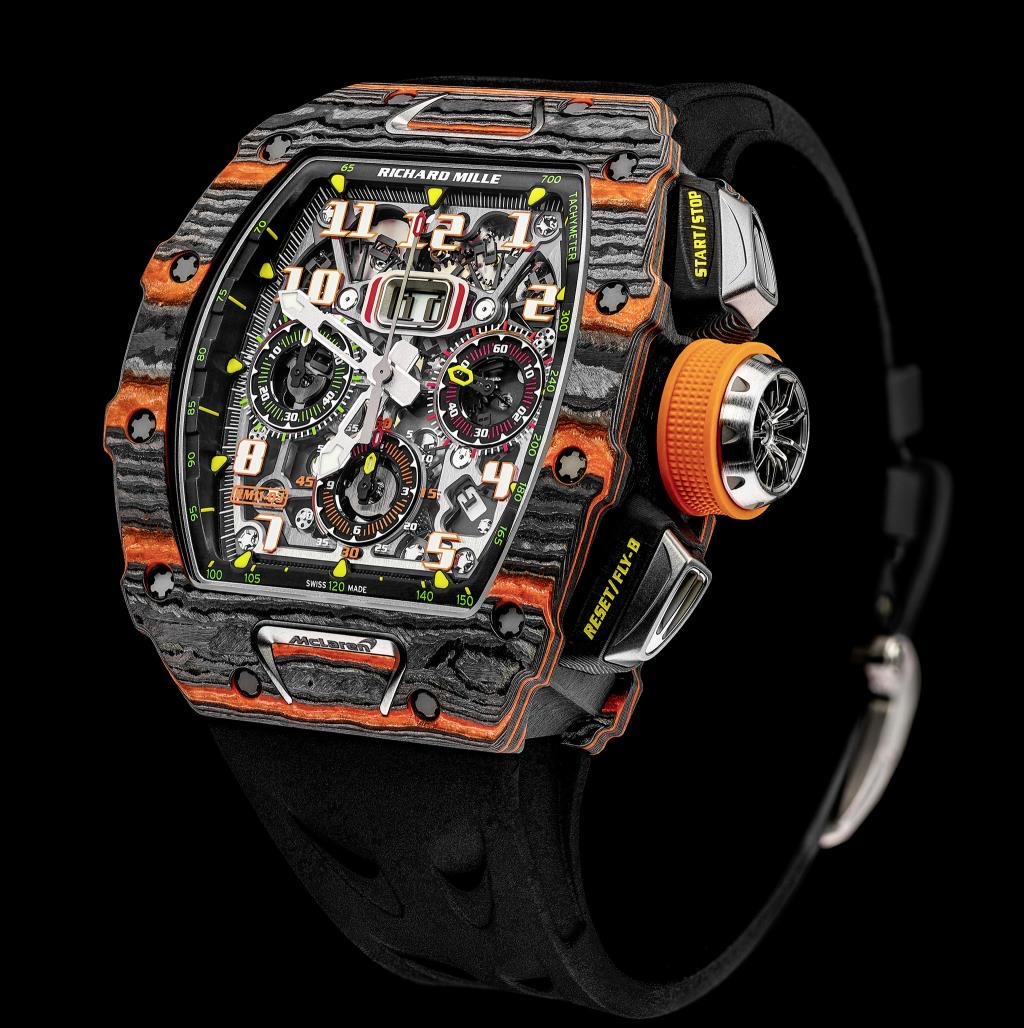 McLaren unveils $200,000 wristwatch | ClassicCars.com Journal