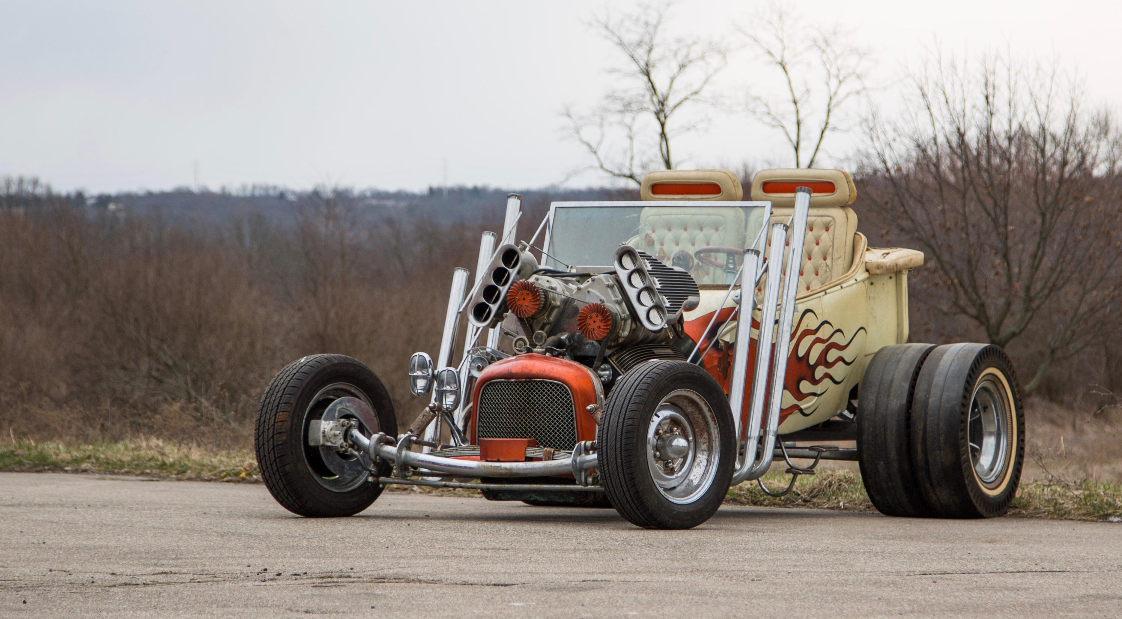 Kookie\'s Kar\' rejoins Golden Sahara II at Mecum\'s Indy auction ...