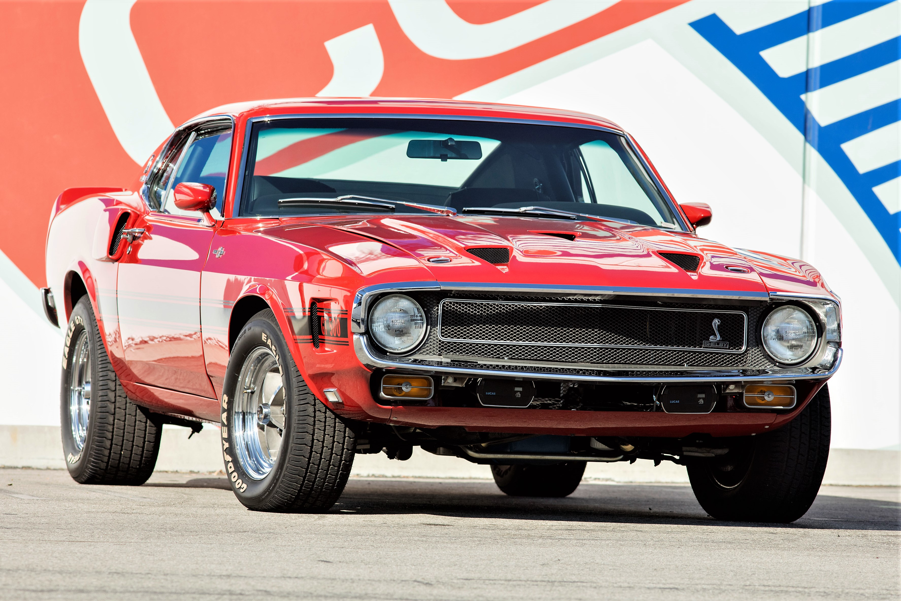 Carroll Shelby's 24-car Collection Set For Bonhams Auction