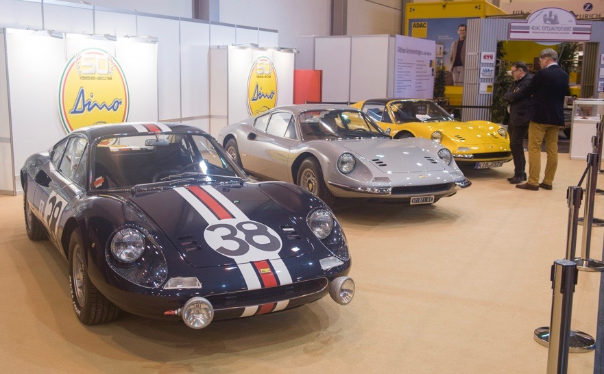 collector cars, Weatherproof: Europe celebrates collector cars indoors at Essen, ClassicCars.com Journal