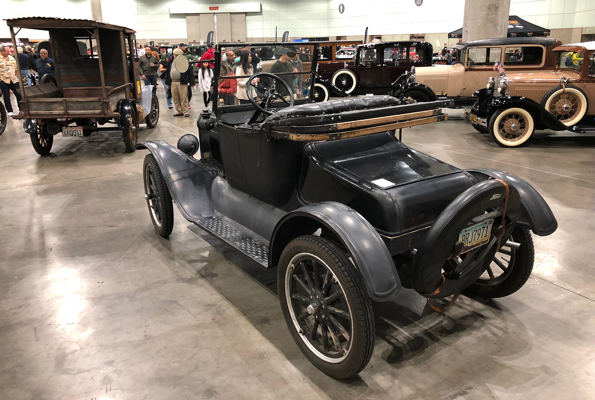 LA Classic Auto Show celebrates historic love affair   ClassicCars.com