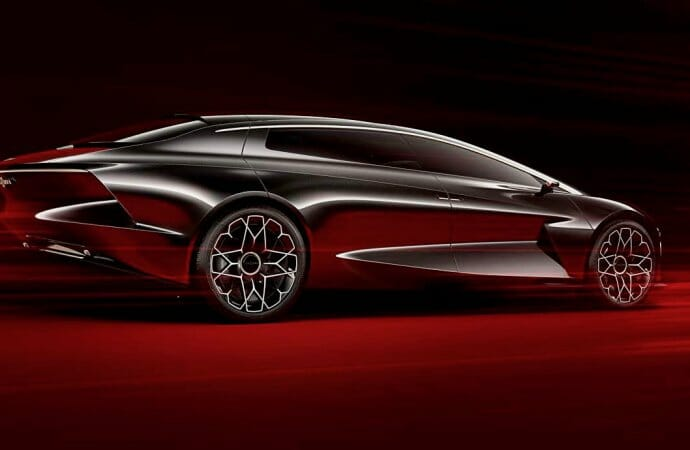 Lagonda returns, but as self-driving electric vehicles