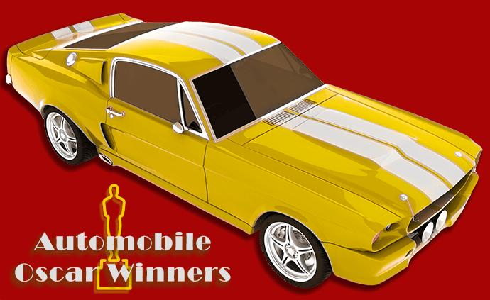 The envelope please: Automobile Oscar winners